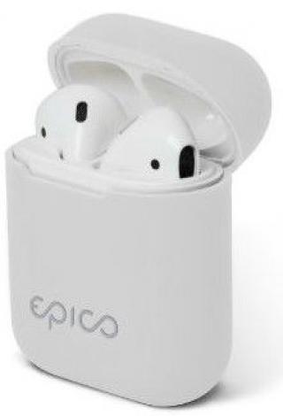 EPICO Silicone cover Airpods Pro - bílá
