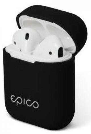 EPICO Silicone cover AirPods Pro - černá  - rozbaleno