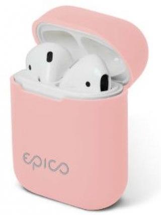 EPICO Silicone cover AirPods Pro - růžová