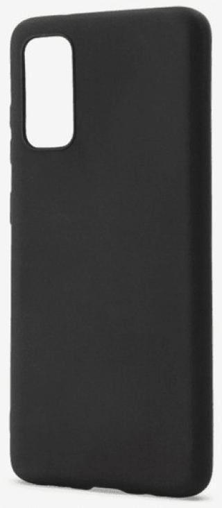 EPICO SILK MATT CASE Samsung Galaxy S20 45910101300001, černé