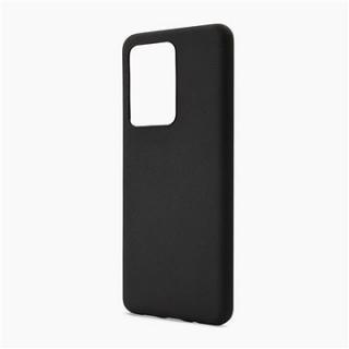EPICO SILK MATT CASE Samsung Galaxy S20 Ultra - černý
