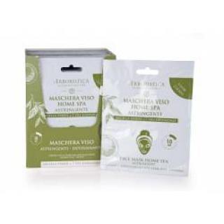Erboristica Pleťová maska se zeleným jílem 2x10 ml