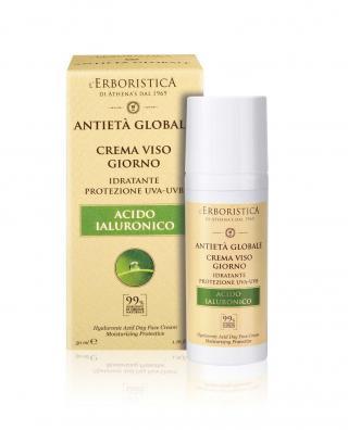 Erboristica Pleťový krém denní anti-age s UV filtrem 50 ml