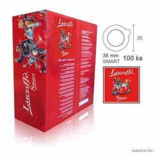 E.S.E. Pody Lucaffé SMART PODS RED 100ks 35mm
