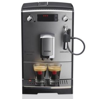 Espresso Nivona NICR 530 stříbrné/chrom