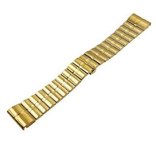 Eternico Garmin 26 Stainless Steel Band Steel Plating zlatý