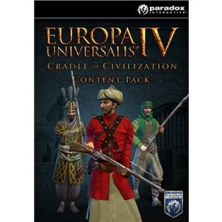 Europa Universalis IV: Cradle of Civilization Content Pack