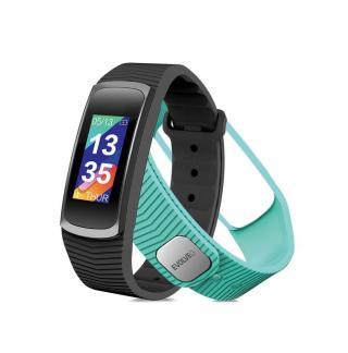 Evolveo FITBAND B3, fitness náramek pro měření krevního tlaku a tepové frekvence - zánovní