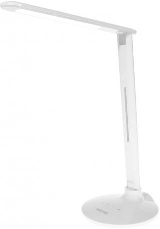 Evolveo Lumos LED stolní lampa bílá - rozbaleno