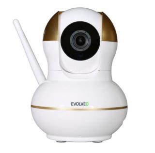 Evolveo Securix, zabezpečovací systém s internetovou kamerou - rozbaleno