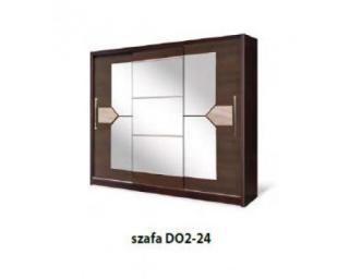 Fadome Šatní skříň 240 DOME DO2-24