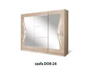 Fadome Šatní skříň 240 DOME DO8-24