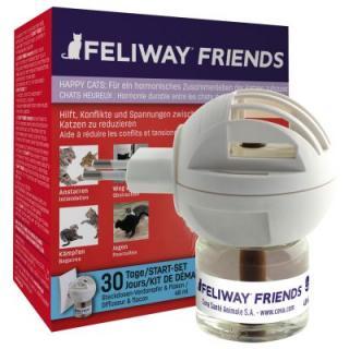 Feliway Friends difuzér a flakon - Difuzér včetně náplně 48 ml