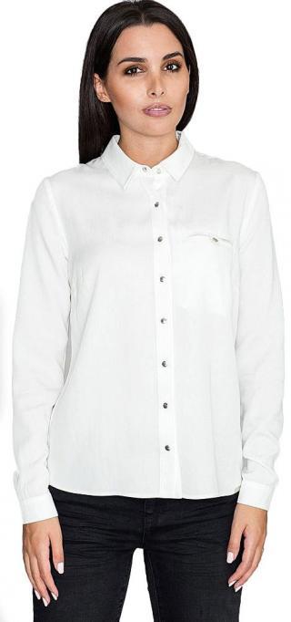 Figl dámská košile M bílá - zánovní