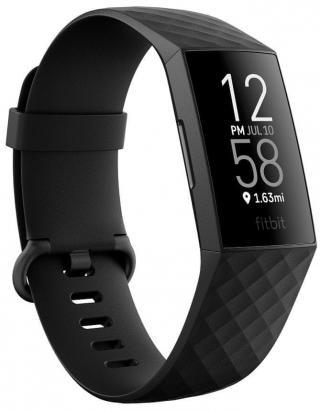Fitbit Charge 4 , Black - zánovní