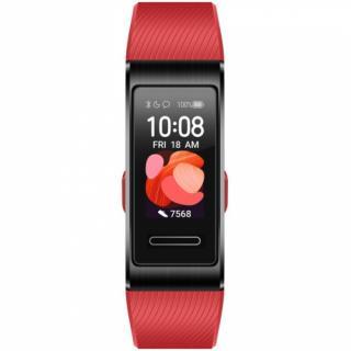 Fitness náramek Huawei Band 4 Pro červený