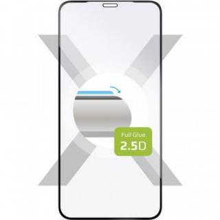 FIXED 2,5D Full Glue-Cover tvrzené sklo 0,33mm Apple iPhone XS Max/11 Pro Max bílé