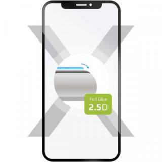 FIXED 2,5D Full Glue-Cover tvrzené sklo 0,33mm Motorola G8 Power černé