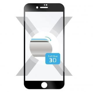 Fixed 3D Full-Cover ochranné tvrzené sklo pro Apple iPhone 7/8/SE 2020, černé FIXG3D-100-033BK - rozbaleno