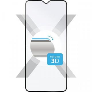 FIXED 3D Full-Cover tvrzené sklo s lepením po celé ploše Xiaomi Redmi Note 8T černé