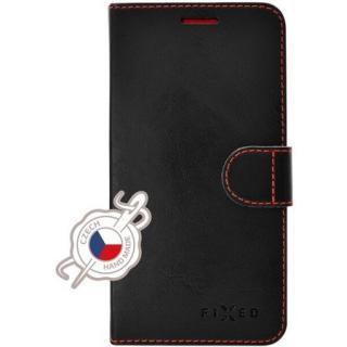 FIXED FIT flip pouzdro Xiaomi Redmi Note 8T černé