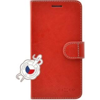 FIXED FIT flip pouzdro Xiaomi Redmi Note 8T červené