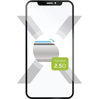 FIXED FullGlue-Cover pro Nokia 7.2 lepení přes celý displej černé