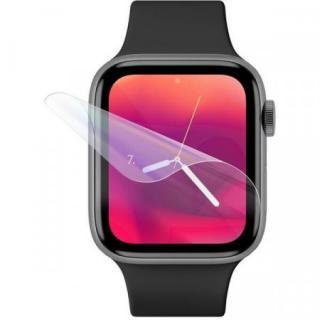 FIXED Invisible Protector TPU folie na displej Apple Watch 40mm/Watch 38mm, 2ks, čirá
