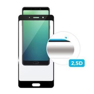 Fixed Ochranné tvrzené sklo Full-Cover pro Xiaomi Mi A2, přes celý displej, černé, 0.33 mm FIXGF-320-BK - zánovní