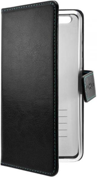 Fixed Pouzdro typu kniha Opus pro Apple iPhone 7 Plus/8 Plus, černé, FIXOP-101-BK - rozbaleno