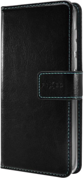 Fixed Pouzdro typu kniha Opus pro Samsung Galaxy A70, černé FIXOP-402-BK - rozbaleno