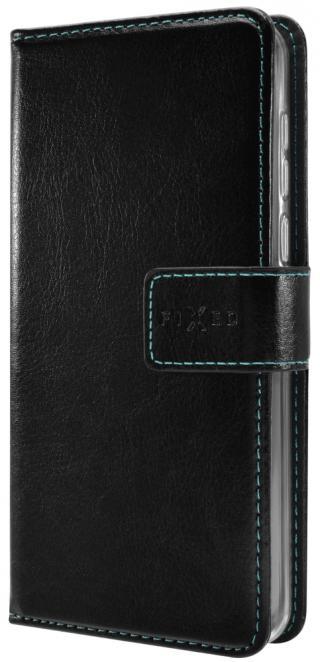 Fixed Pouzdro typu kniha Opus pro Samsung Galaxy S20  FIXOP-484-BK, černé