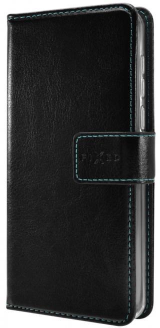 Fixed Pouzdro typu kniha Opus pro Sony Xperia L4 FIXOP-524-BK, černé