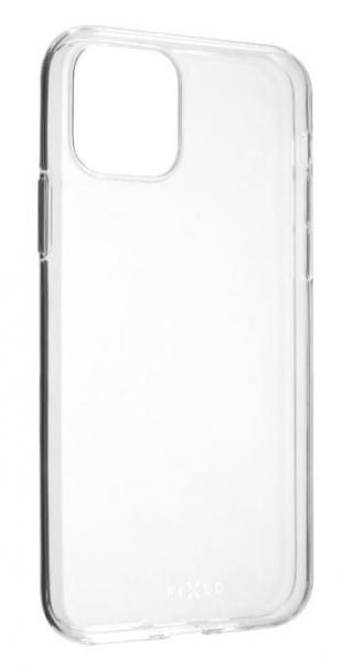 Fixed TPU gelové pouzdro FIXED pro Apple iPhone 11 Pro, čiré  - zánovní