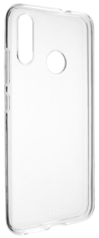 Fixed TPU gelové pouzdro pro Motorola E6 Plus FIXTCC-494, čiré - zánovní