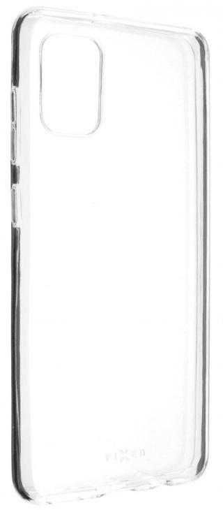 Fixed TPU gelové pouzdro pro Samsung Galaxy A41 FIXTCC-528, čiré - rozbaleno