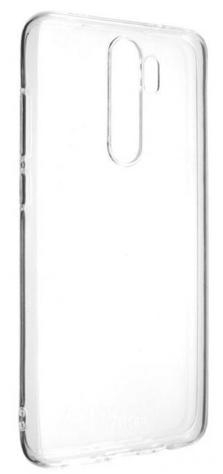 Fixed TPU gelové pouzdro pro Xiaomi Redmi Note 8 Pro FIXTCC-463, čiré - zánovní