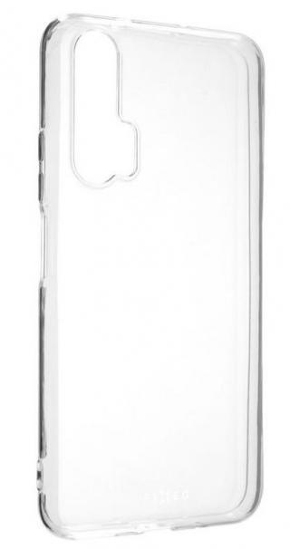 Fixed Ultratenké TPU gelové pouzdro Skin pro Honor 20 Pro, 0,6 mm, čiré, FIXTCS-419 - rozbaleno