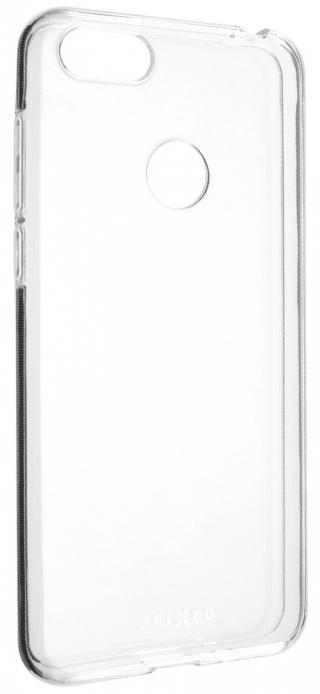 Fixed Ultratenké TPU gelové pouzdro Skin pro Motorola Moto E6 Play FIXTCS-480, čiré - zánovní