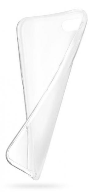Fixed Ultratenké TPU gelové pouzdro Skin pro Nokia 3.1, 0,6 mm, čiré FIXTCS-301 - zánovní