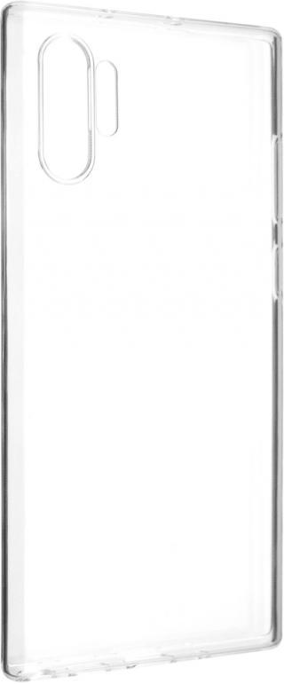 Fixed Ultratenké TPU gelové pouzdro Skin pro Samsung Galaxy Note10 , 0,6 mm, čiré, FIXTCS-441 - zánovní