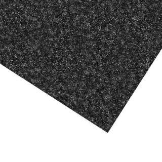 Flomat Černá Kobercová Vnitřní Čistící Zóna Valeria - 100 X 100 X 0,9 Cm
