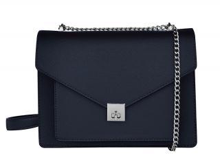FLORA & CO Dámská kabelka 9552 Bleu