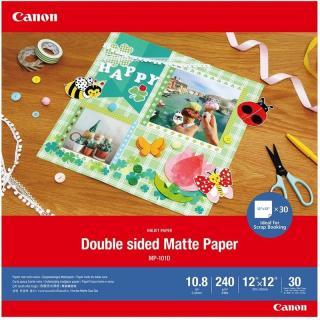 Fotopapír Canon MP-101D 30,5x30,5 cm, 240g/m2, 30 listů