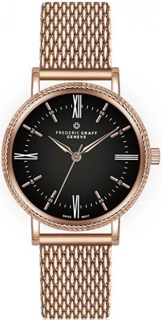 Frederic Graff Evans Rose Gold Mesh FCK-3920