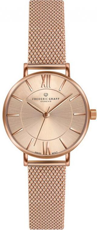 Frederic Graff Shispare Rose Gold Fine Mesh FCG-3214