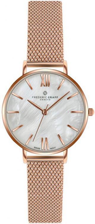 Frederic Graff Trivor Rose Gold Fine Mesh FCF-3214