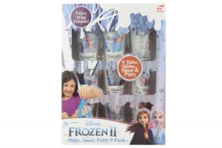 Frozen 2 Sada 9 slizů