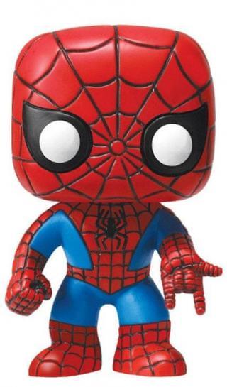 Funko POP Marvel Spiderman - rozbaleno