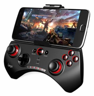 Gamepad iPega Multimedia Android/iOS/PC/PS3/N-Switch/Smart TV  černý